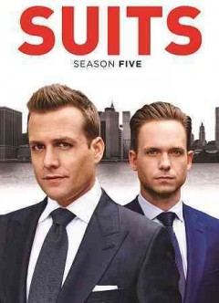 Suits. Season five [4-disc set].