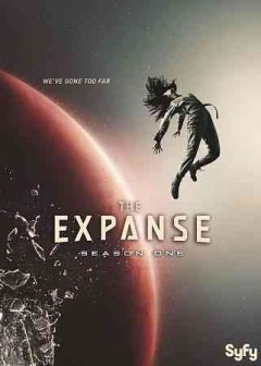 The expanse. Season one [3-disc set]