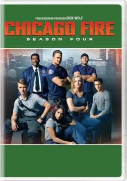 Chicago fire. Season four [6-disc set]