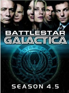 Battlestar Galactica : Season 4.5 [4-disc set]