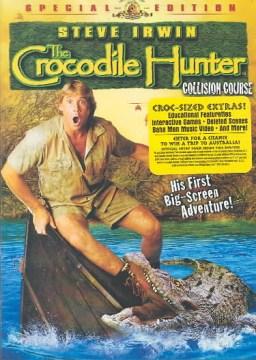 The Crocodile Hunter collision course