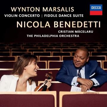 Violin concerto & Fiddle dance suite - Nicola Benedetti