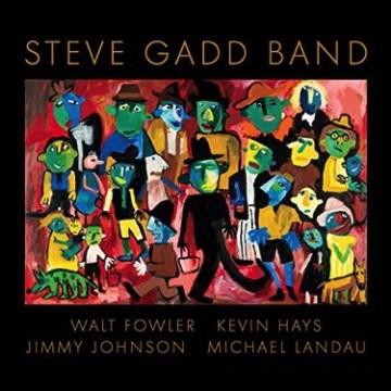 Steve Gadd Band - Steve Gadd