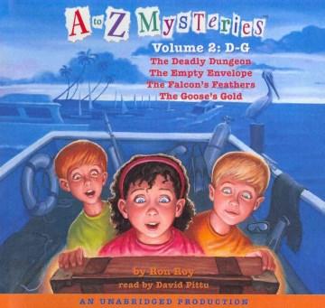 A-Z mysteries. Volume 2, D-G - Ron Roy