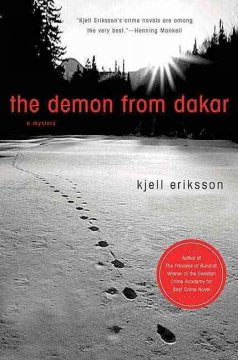 The demon of Dakar - Kjell Eriksson