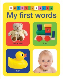 My first words - Roger Priddy