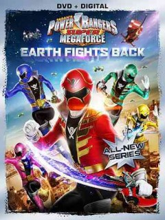 Power rangers super megaforce: earth fights back.