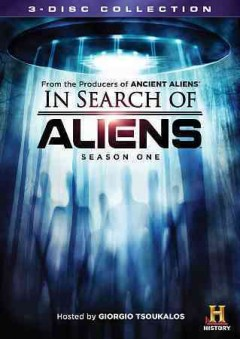In search of aliens - season 1.