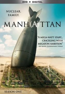Manhattan : Season one [4 disc set]