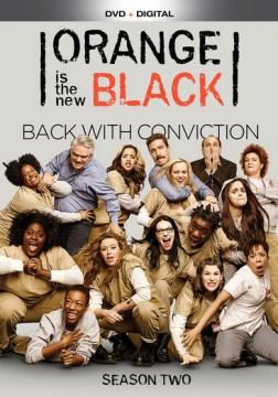 Orange is the new black. Tilted Productions ; Lionsgate Television ; directed by Michael Trim ; written by Piper Kerman, Jenji Kohan ; produced by Jenji Kohan, Liz Friedman. Season two [4-disc set]