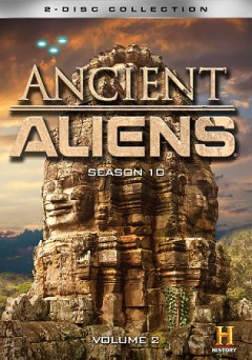 Ancient Aliens - Complete Season 10, Volume 2.