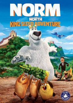 Norm of the North : king sized adventure