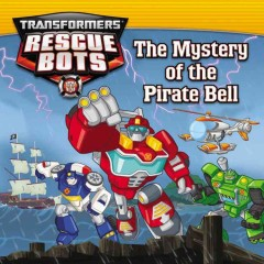 The mystery of the pirate bell - Maya Mackowiak Elson
