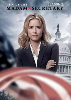 Madam Secretary. Season 2 [6-disc set].