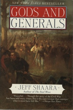 Gods and generals / by Jeff Shaara - Jeff Shaara