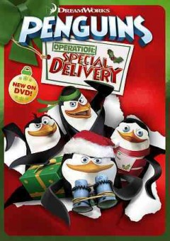 Penguins of madagascar - operation special delivery.