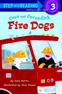 Coco and Cavendish : fire dogs - Judy Sierra