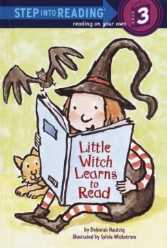 Little Witch learns to read - Deborah Hautzig