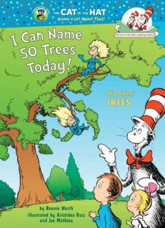 I can name 50 trees today! - Bonnie Worth