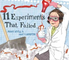 11 experiments that failed - Jenny Offill