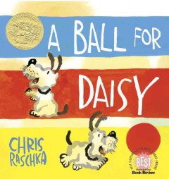 A ball for Daisy - Christopher Raschka