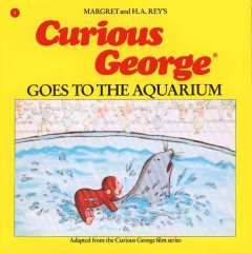 Curious George goes to the aquarium - Margret Rey