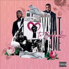 What a Time to be in Love - Raheem DeVaughn