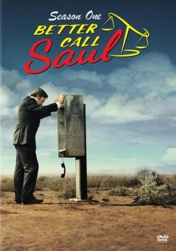Better Call Saul Season One.
