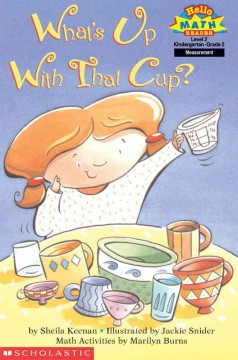 What's up with that cup? - Sheila Keenan