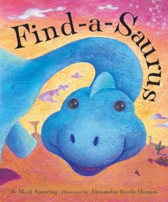 Find-a-saurus - Mark Sperring