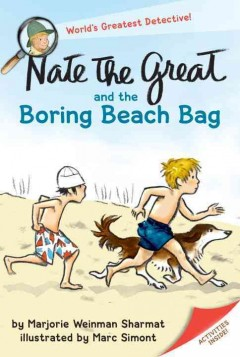 Nate the Great and the boring beach bag - Marjorie Weinman Sharmat