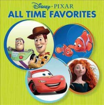 Disney Pixar all time favorites.