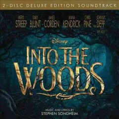 Into the woods deluxe soundtrack - Stephen Sondheim