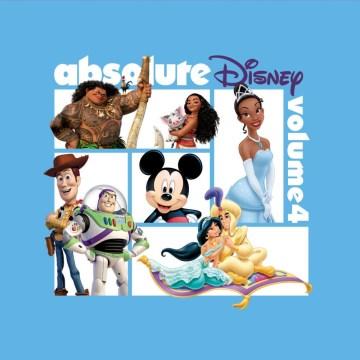 Absolute Disney : volume 4.