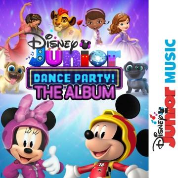 Disney Junior Music Dance Party.