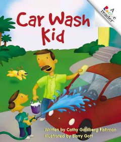 Car wash kid - Cathy Goldberg Fishman