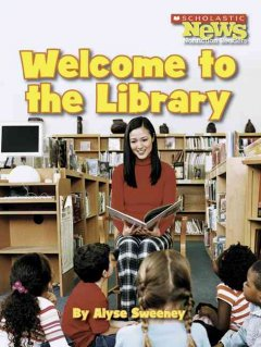 Welcome to the library - Alyse Sweeney