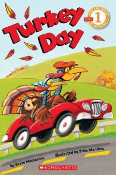 Turkey day - Grace Maccarone