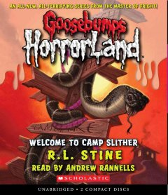 Welcome to Camp Slither - R. L Stine