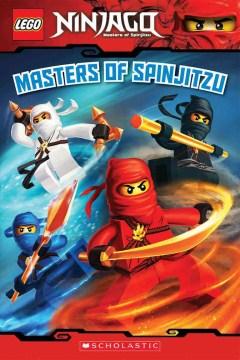 Masters of Spinjitzu - Tracey West