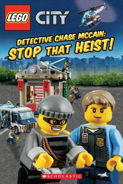 Detective Chase McCain : stop that heist! - Trey King