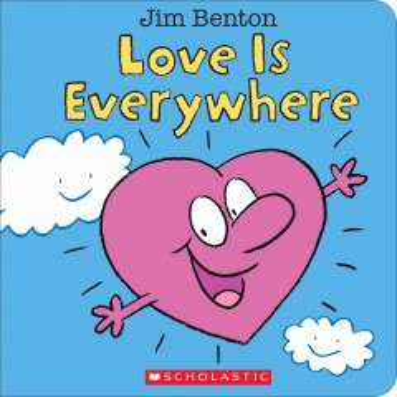 Love is Everywhere - Jim Benton