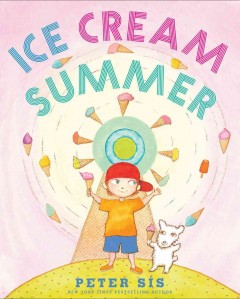 Ice cream summer - Peter Sís