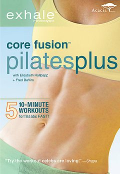 Exhale : Core fusion pilates plus