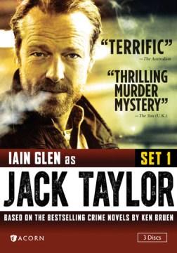 Jack Taylor : Set 1 [3-disc set]