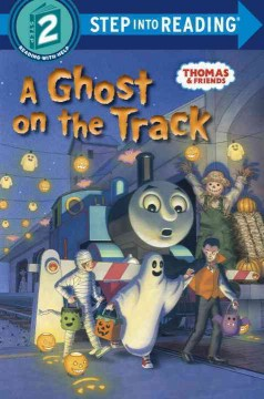 A ghost on the track - W Awdry