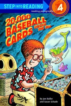 20,000 baseball cards under the sea - Jon Buller