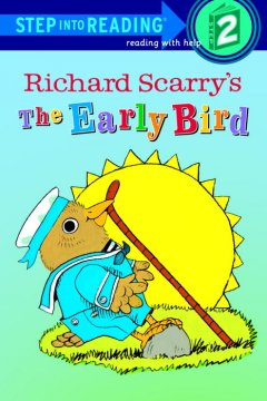 The early bird - Richard Scarry