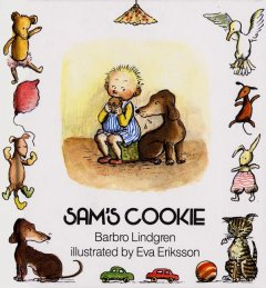 Sam's cookie - Barbro Lindgren