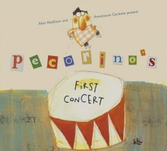 Pecorino's first concert (Tumblebook) - Alan Madison